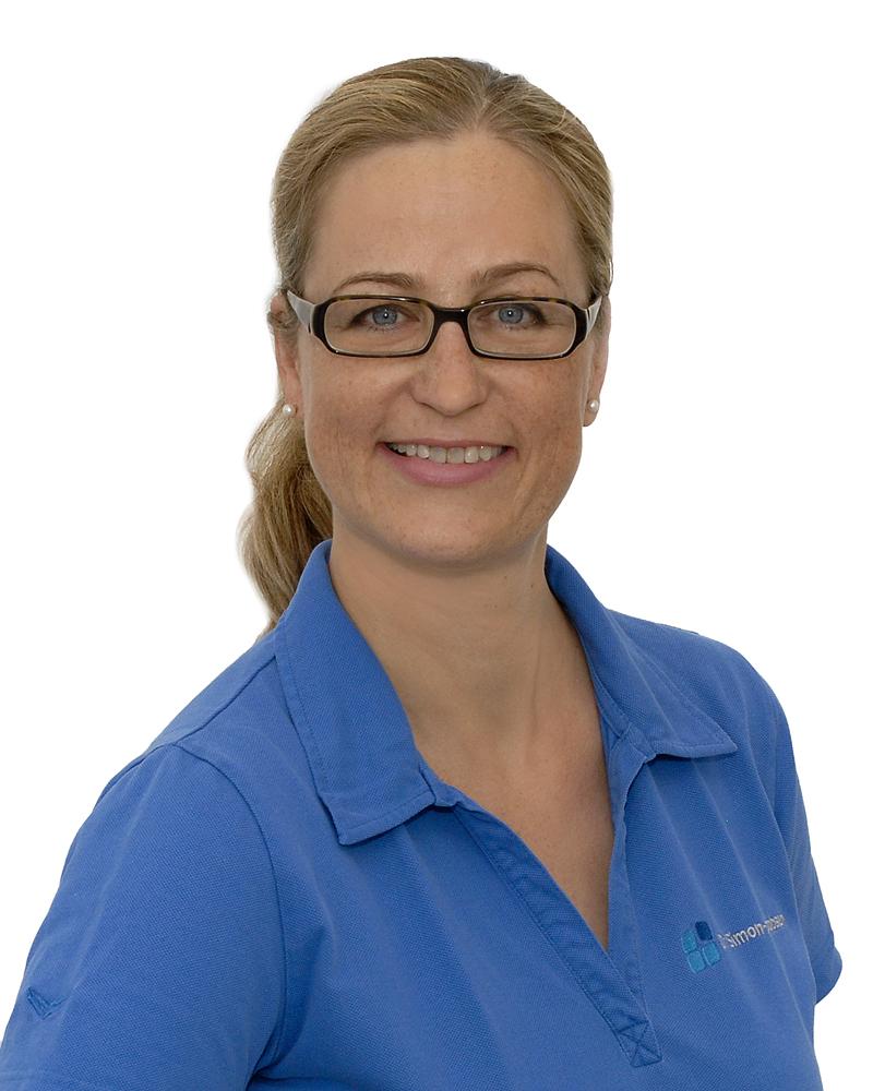 Dr. med. Thordis Simon-Jacobsen, Radiologin