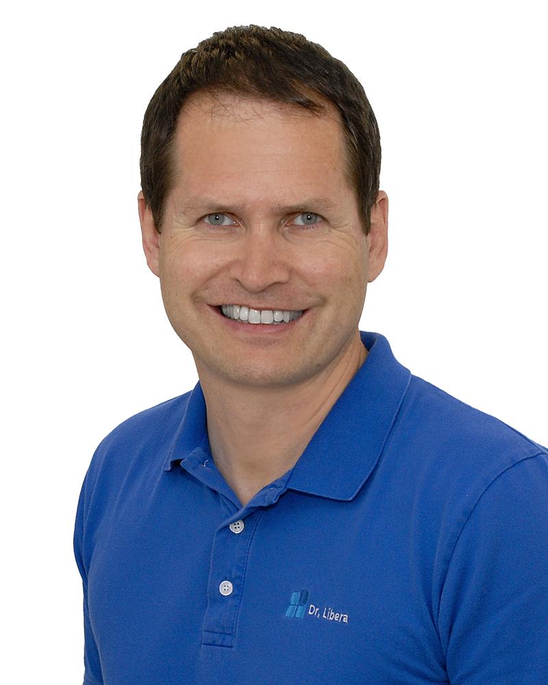 Dr. med. Stefan Libera, Nuklearmediziner und Radiologe