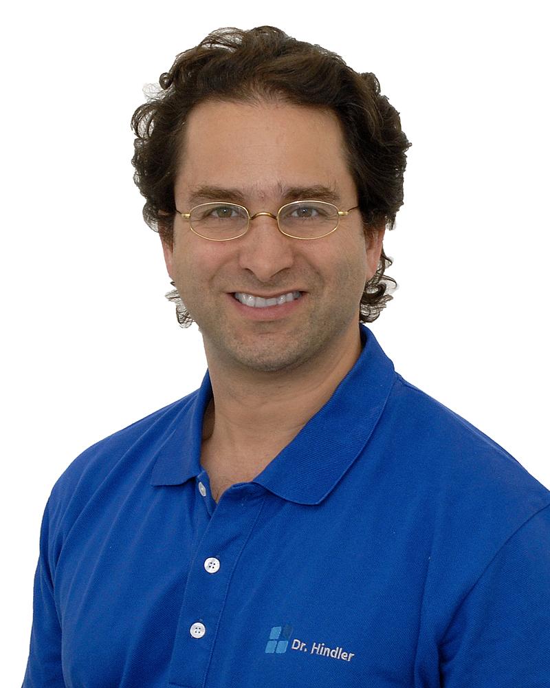 Dr. med. Sascha Hindler, Radiologe